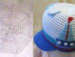 Gemili Çocuk Şapka 2