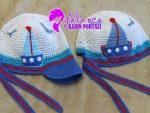 Gemili Çocuk Şapka 1
