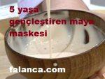 Genclestiren Maya Maskesi