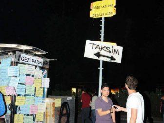 Gezi Parki Resimler 14