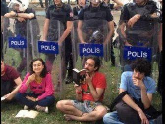 Gezi Parki Resimler 15