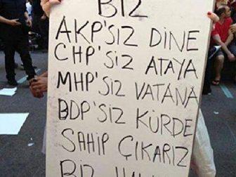 Gezi Parki Resimler 25