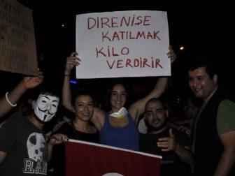 Gezi Parki Resimler 3