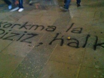 Gezi Parki Resimler 6