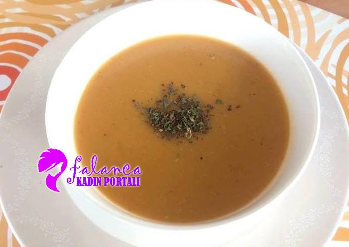 Güz Çorbası – Sebzeli Mercimek Çorbası