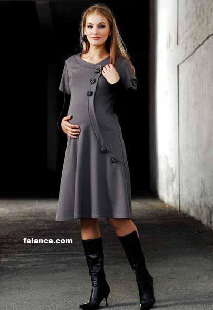 Hamile Kislik Giyim Modelleri