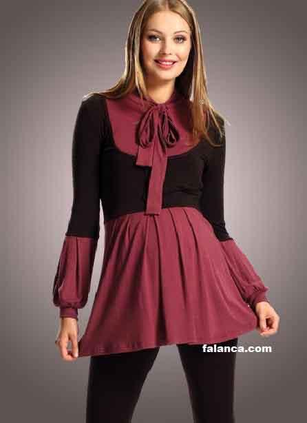 Hamile Kislik Giyim Modelleri 2