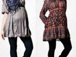 Hamile Kislik Giyim Modelleri 4