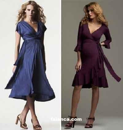 Hamile Kislik Giyim Modelleri 6