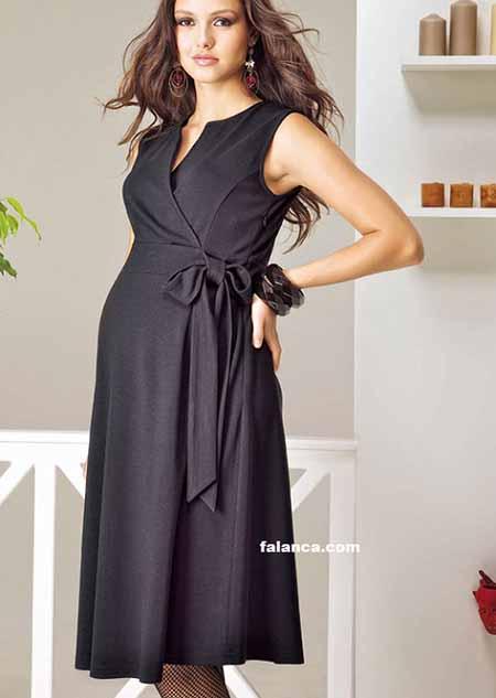 Hamile Kislik Giyim Modelleri 7