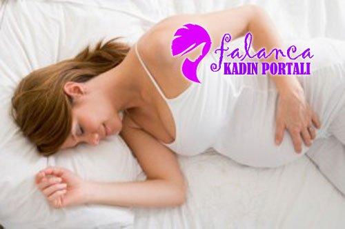 Hamilelikte Kansizlik Belirtisi