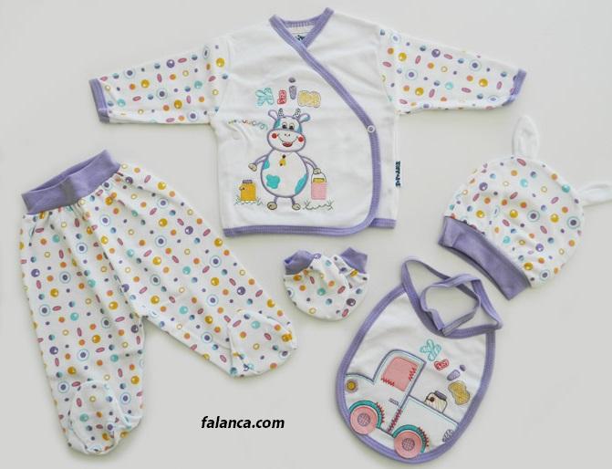 Hastane Cikisi Bebek Kiyafetleri 1