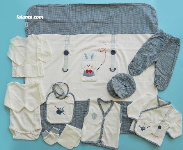 Hastane Cikisi Bebek Kiyafetleri 2