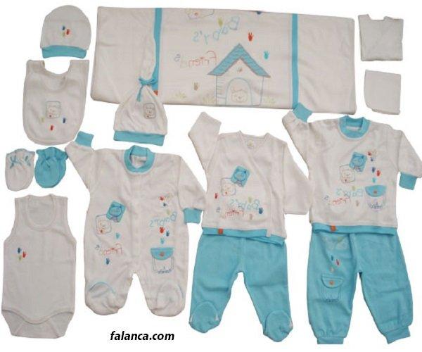 Hastane Cikisi Bebek Kiyafetleri 3