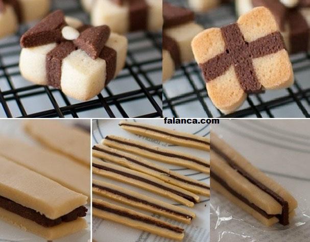 hediye kutusu değişik kurabiye tarifi - 1