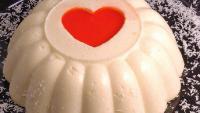 Hindistan Cevizli Sütlü İrmik Tatlısı