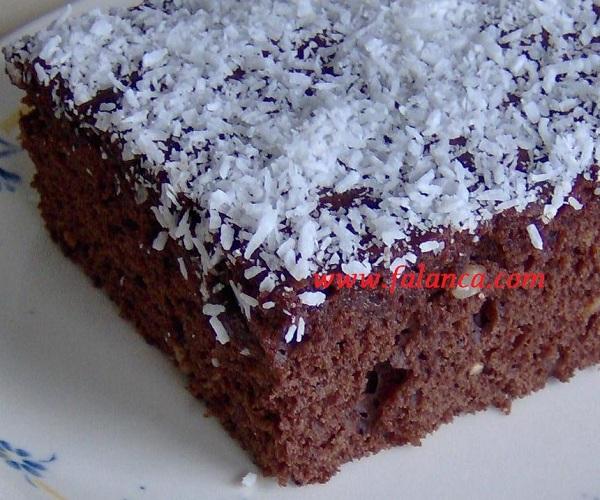 İki Malzemeli Kek Yapılışı