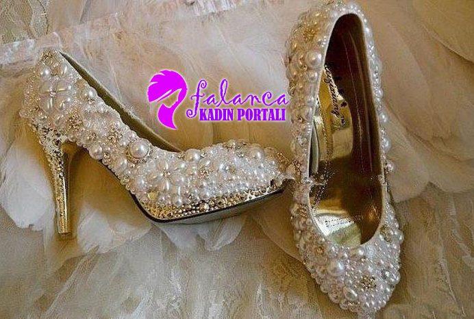 2013 gelin ayakkabıları - 7