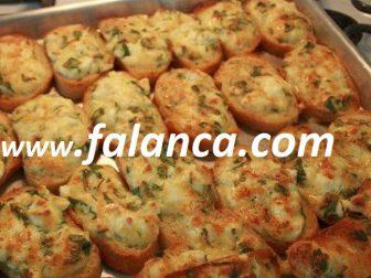Peynirli Kahvaltılık Ekmek