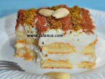 kedi dili keskul pasta 150x113 - Kedi Dili Keşkül Pasta