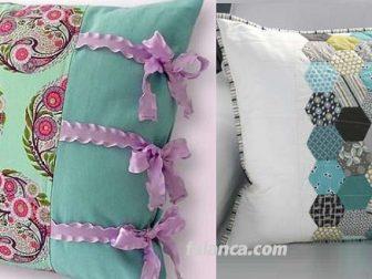 Yeni Kırk Yama Yastık Modelleri