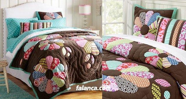 Yeni Kırk Yama Yastık Modelleri - 7