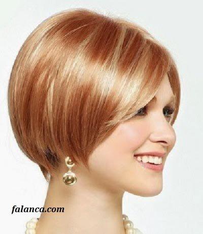 2019 Kısa Saç Modelleri Ve Renkleri