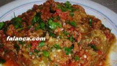 Közlenmiş Patlıcan Yemeği