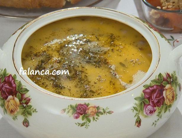 Kuzu sorpa çorbası tarifi