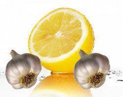 Limon Suyu Sarimsak
