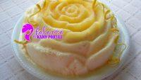 Limonlu Parfe Kek