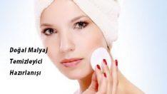 Doğal makyaj temizleyicisi nasıl yapılır?