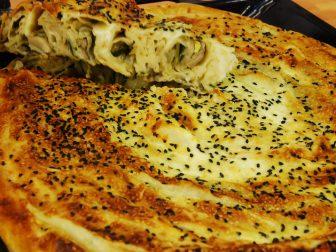 Mantarlı Börek Nasıl Yapılır?