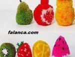 Meyve Ponponlarin Yapilisi