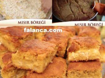 Mısır Böreği Tarifi