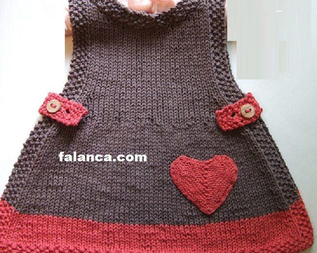 Çocuk Jile Elbise Yapılışı- Nurgün Tezcan