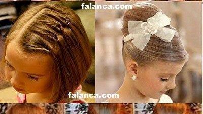 İlkokul Saç Modelleri Ve Yapılışı