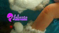 Ördekli bebek patiği