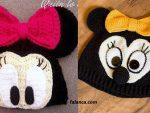 Örgü Bebek Şapka Modelleri - 3