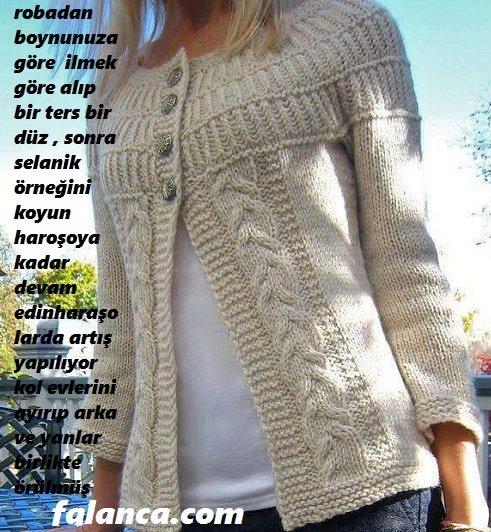 Orgu Yelek 9