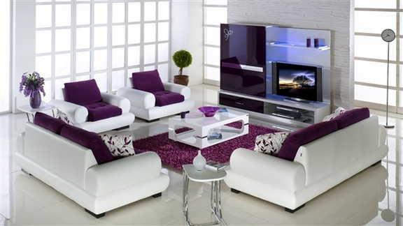 Oturma Odası Dekorasyon Fikirleri - 2