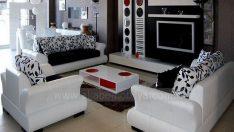 Oturma Odası Dekorasyon Örnekleri