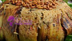 Patlıcanlı Kubbe Pilavı