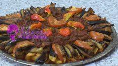 Patlıcanlı Parmak Kebabı
