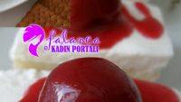 Meyveli Petibörlü Pasta