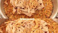Pirinçli Tavuklu Mantı Tarifi