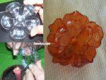 Plastik Siseden Ev Dekorasyonu Icin Cicek Yapimi 6