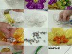 Plastik Siseden Ev Dekorasyonu Icin Cicek Yapimi 7