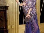 Pullu Elbise Modelleri Tek Omuz