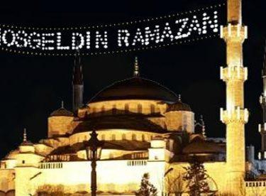 2015 Ramazan Takvimi